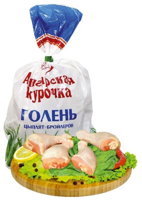 Ангарская птицефабрика Голень цыпленка-бройлера замороженная 1 кг