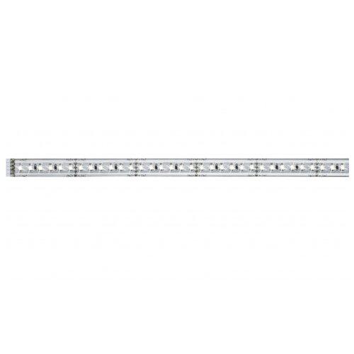 Светодиодная лента Paulmann MaxLED 1000 Stripe ww 14W Silber 1 м