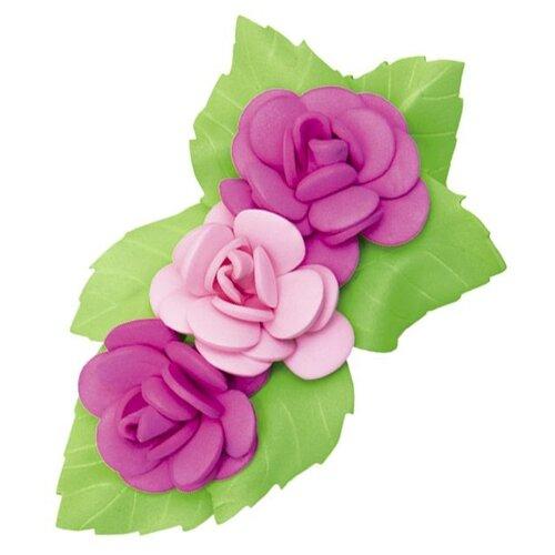 Купить Волшебная Мастерская Набор для создания украшений. Заколка. Розы (ЗВ-01), Наборы для создания украшений