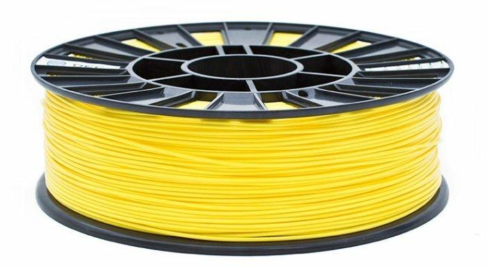ABS пруток REC 1.75 мм желтый