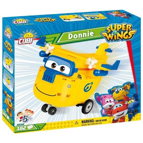 Купить Конструктор Cobi Super Wings 25124 Donnie, Конструкторы
