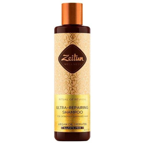 Купить Zeitun шампунь для волос Ritual of Revival Ultra-Repairing 250 мл