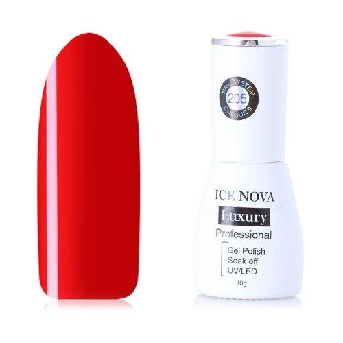 Купить Гель-лак для ногтей ICE NOVA Luxury Professional, 10 мл, 205