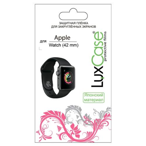 Защитная пленка LuxCase 2D для Apple Watch 42mm прозрачный