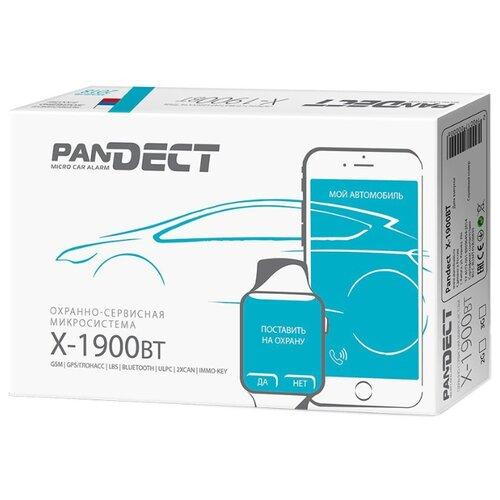 Автосигнализация Pandora Pandect X-1900 BT 3G