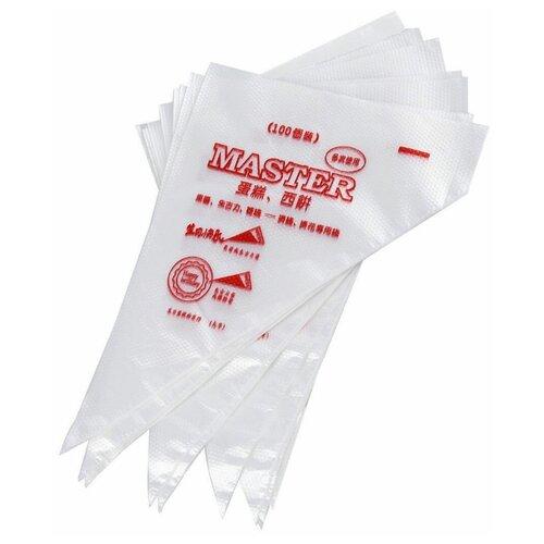 Кондитерские мешки 100 шт, 24*17 см