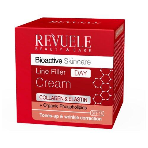 Revuele крем-филлер для лица Bioactive Skincare Collagen + Elastin, 50 мл christina collagen elastin