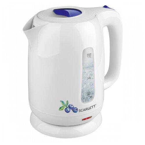Чайник Scarlett SC-EK18P52, белый