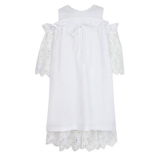 Платье Alberta Ferretti размер 140, белый