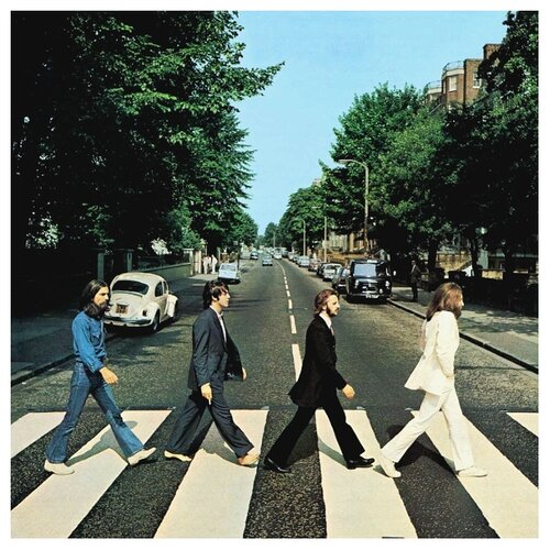 The Beatles. Abbey Road. Original Recording Remastered (LP) цена 2017
