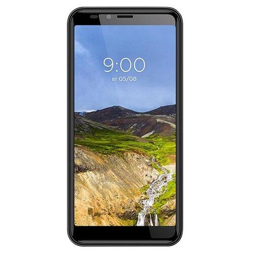 Смартфон BQ 5530L Intense черный смартфон