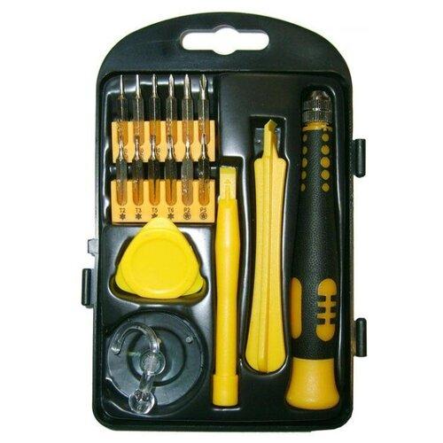 Набор отверток для точных работ SKRAB 41676 набор инструментов libman набор для ремонта смартфонов 17пр 41676