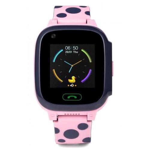 Детские умные часы Smart Baby Watch GW800S розовый