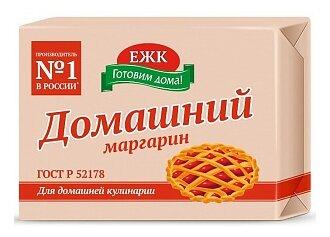 ЕЖК Маргарин Домашний 60%, 200 г