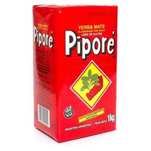 Чай травяной Pipore Yerba mate Traditional, 1 кг чай травяной la merced yerba mate campo