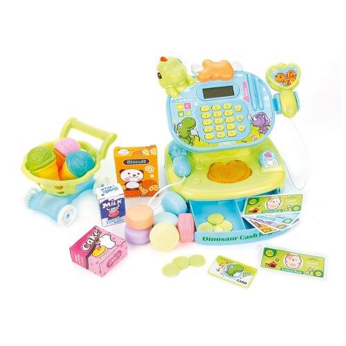Купить Касса Наша игрушка Супермаркет (613042), Играем в магазин
