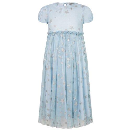 Платье Stella McCartney размер 92, голубой лонгслив stella mccartney размер 92 yellow