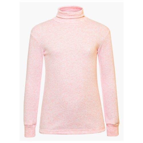 Купить Водолазка M&D размер 146, светло-розовый, Свитеры и кардиганы