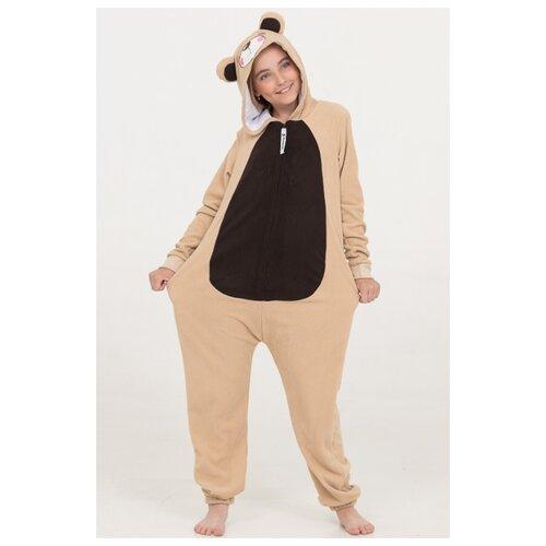 Купить Кигуруми Футужама Мишка (400502/400503), бежевый, размер 152, Карнавальные костюмы