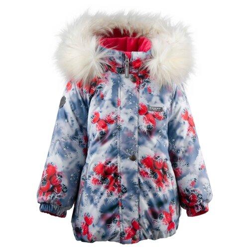 Купить Куртка KERRY Emmy K19431 размер 134, 1077 серый, Куртки и пуховики