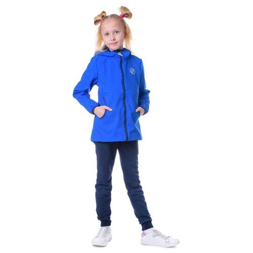 Купить Куртка Sherysheff размер 116, синий, Куртки и пуховики