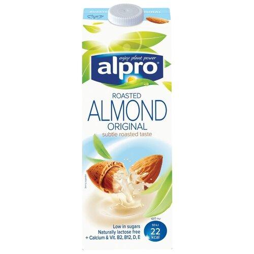 Миндальный напиток alpro Миндальный 1.1%, 1 л