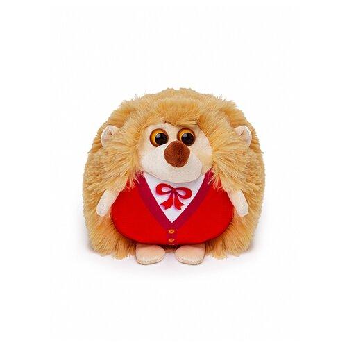 Мягкая игрушка СмолТойс Ежик-шар 25 см