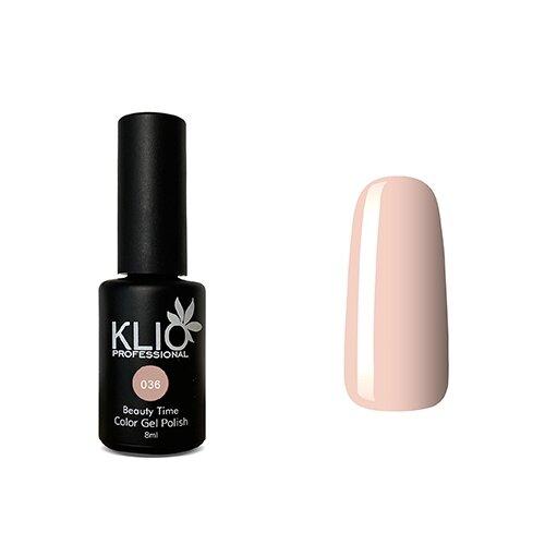 Купить Гель-лак для ногтей KLIO Professional Beauty Time, 8 мл, №36