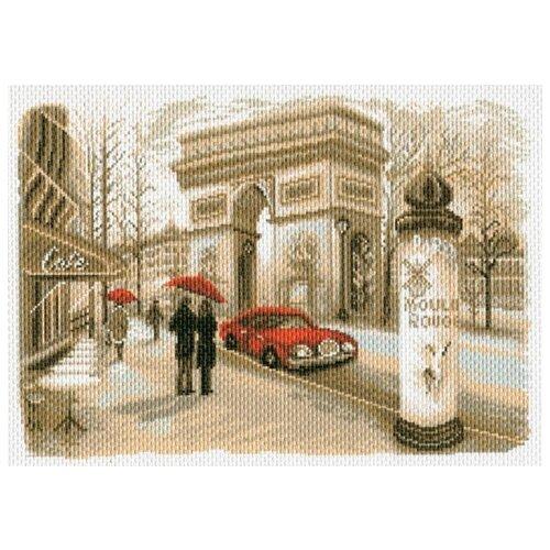 божественная осень рисунок на канве 37 49 37х49 28х40 матренин посад 1821 Париж Рисунок на канве 37/49 37х49 (28х40) Матренин Посад 1756