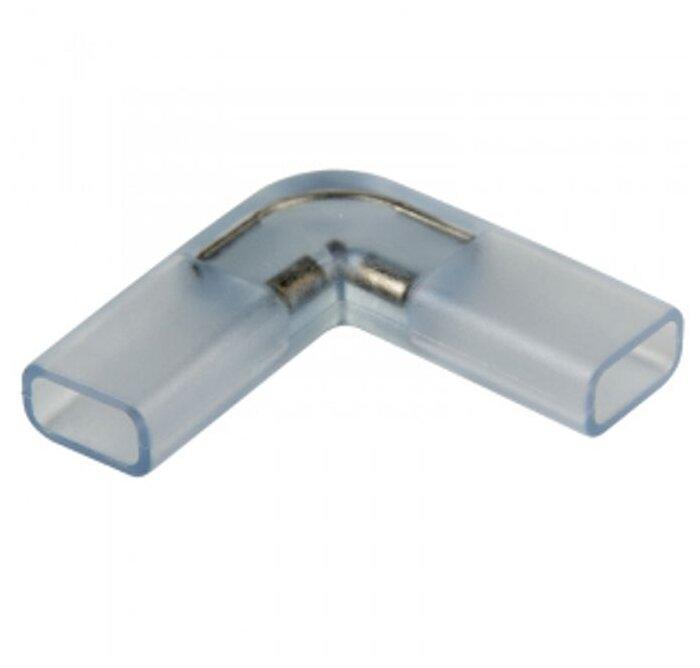 Neon-Night Муфта соединительная L для светодиодной ленты 220В, 6х10. 6мм (10 штук)
