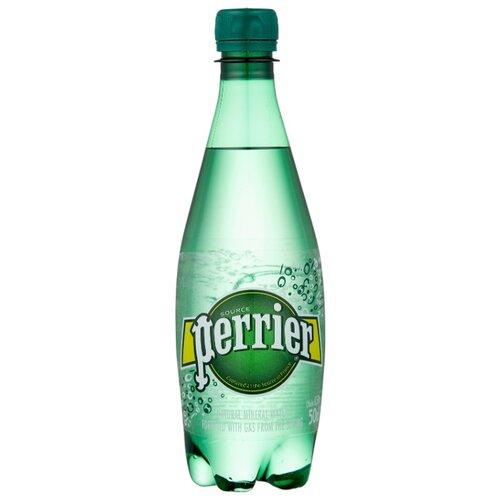 Минеральная вода Perrier газированная, ПЭТ, 0.5 л минеральная вода от изжоги при беременности