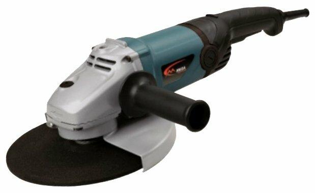 УШМ MEGA WS 23-230lp, 2300 Вт, 230 мм