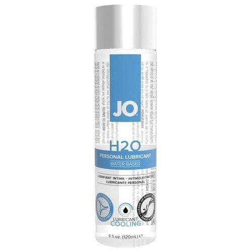 Гель-смазка JO H2O Cooling 120 мл флакон