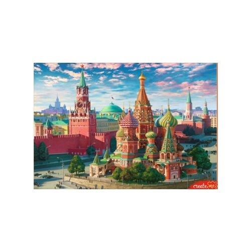 Фото - Рыжий кот Картина по номерам Москва. Красная площадь 40х50 см (Х-8229) рыжий кот картина по номерам винни пух союзмультфильм 18х24 см х 5440