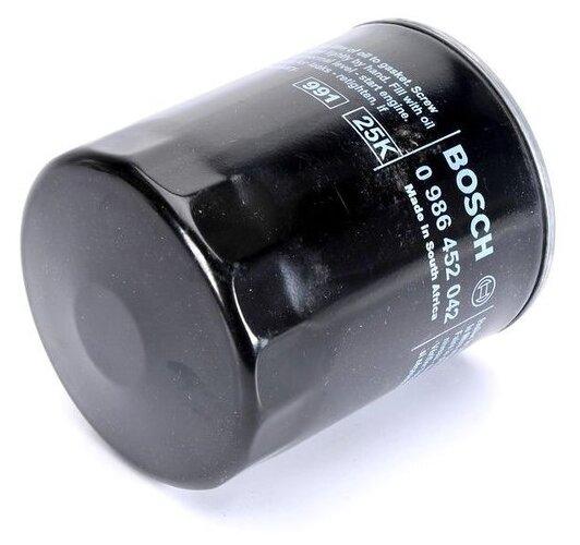 Масляный фильтр BOSCH 0986452042