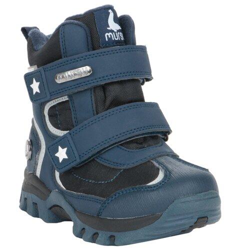 Фото - Ботинки Mursu размер 23, черный/синий ботинки детские тотошка цвет синий n 630a b размер 32