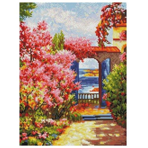 Мозаичная картина Летнее спокойствие, 30x40 см