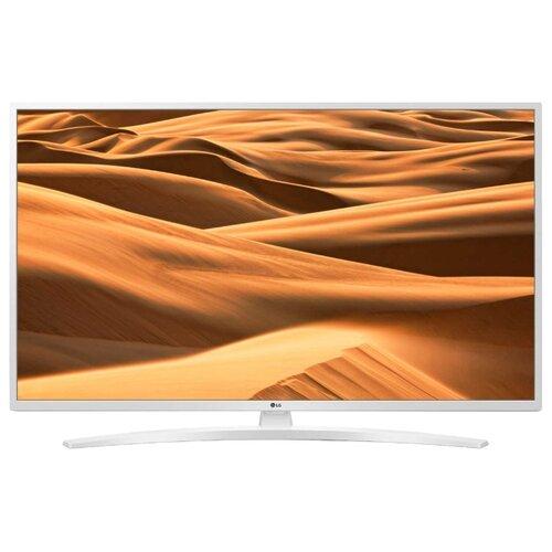 Фото - Телевизор LG 43UM7490 43 (2019) белый телевизор