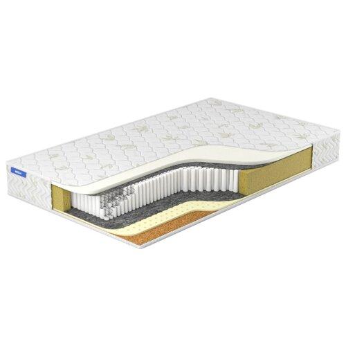 Матрас Miella Memory-Harder S2000 120x200 ортопедический пружинный бежевый матрас miella memory harder s2000 120x200