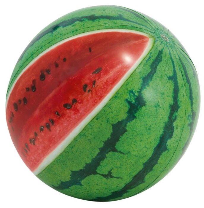 Мяч пляжный Intex Арбуз 58075