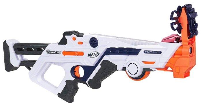 Бластер Nerf Лазер Опс Дельтабурст (E2279) — купить по выгодной цене на Яндекс.Маркете