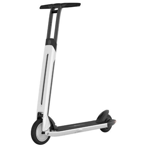 Электросамокат Ninebot KickScooter Air T15, белый/черный