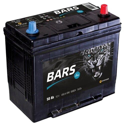 цена на Автомобильный аккумулятор BARS Asia 6СТ-50 VL АПЗ о.п.65B24L