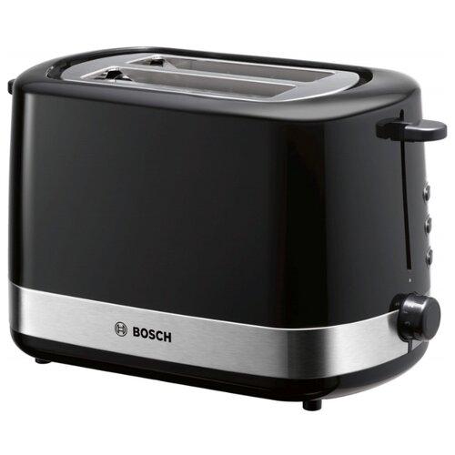 Тостер Bosch TAT7403, черный