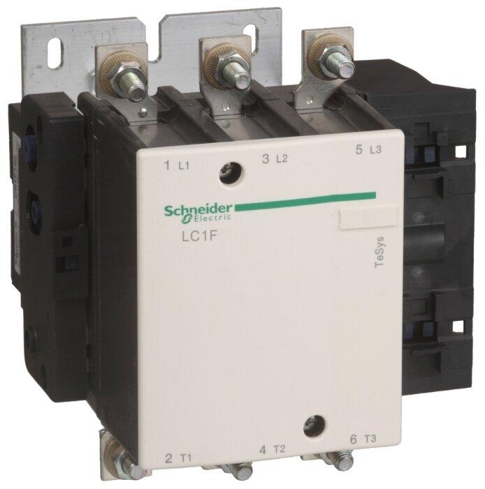 Магнитный пускатель/контактор перемен. тока (ac) Schneider Electric LC1F150