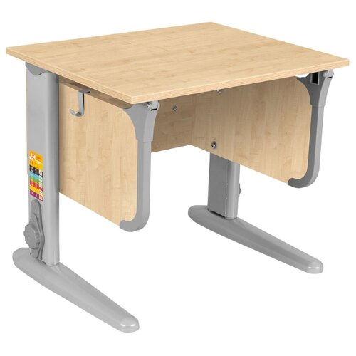 Купить Стол ДЭМИ СУТ-47 60x50 см клен/серый/серый, Парты и столы