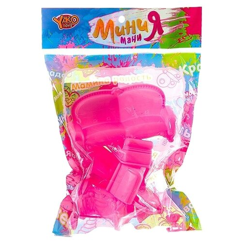 Купить Yako Гостиная Мини-мания (М6740) розовый, Мебель для кукол