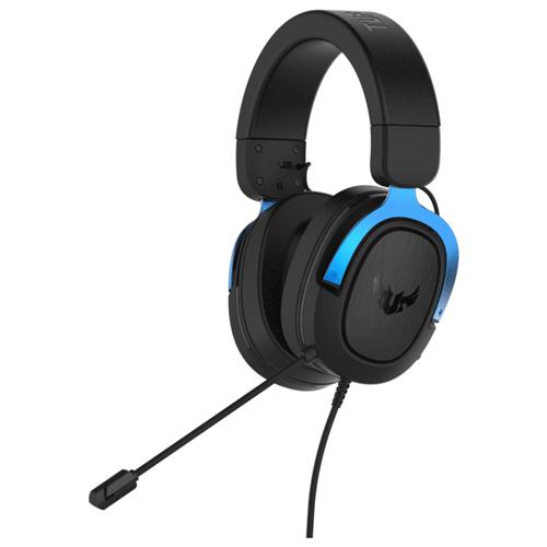 Компьютерная гарнитура ASUS TUF Gaming H3 blue гарнитура