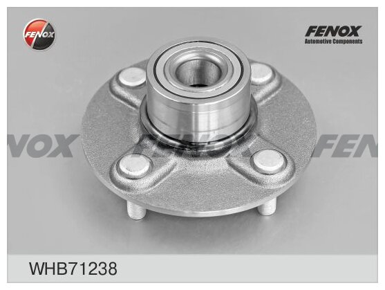 Ступица колеса Fenox WHB71238 для Nissan Almera Classic