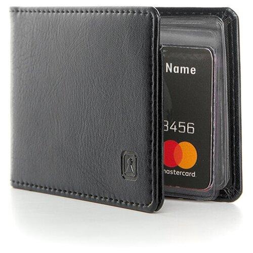 Картхолдер для карт тройка, москвенок, социальных и банковских карт с защитой